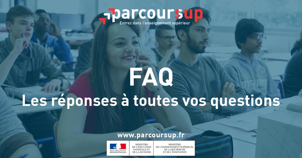 Parcoursup - Questions fréquentes 3f23fc4e156e